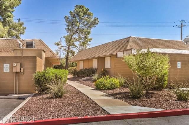 2569 Paradise Village Way, Las Vegas, NV 89120 (MLS #2332915) :: Signature Real Estate Group