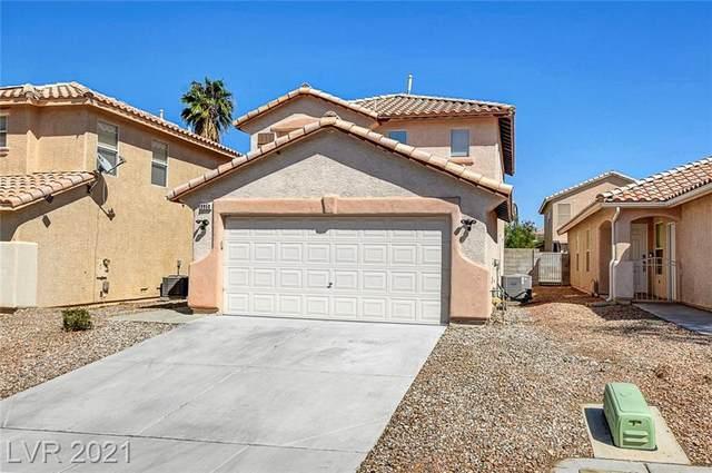 9958 S Cerbat Court, Las Vegas, NV 89183 (MLS #2332916) :: Keller Williams Realty