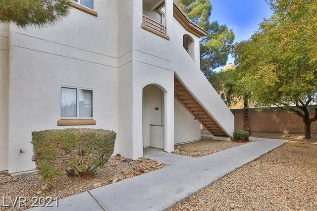 5650 E Sahara Avenue #1017, Las Vegas, NV 89142 (MLS #2332921) :: Lindstrom Radcliffe Group
