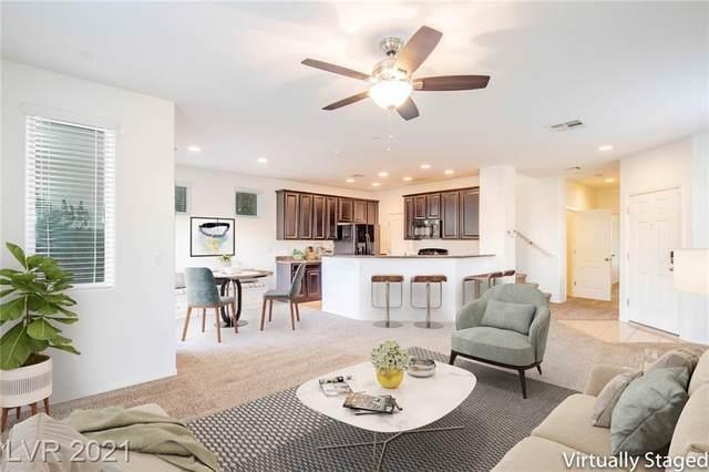 8325 Gourley Avenue, Las Vegas, NV 89178 (MLS #2332928) :: Team Michele Dugan