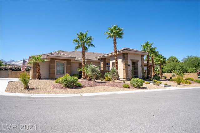 8845 Hickam Avenue, Las Vegas, NV 89129 (MLS #2332929) :: Hebert Group | eXp Realty