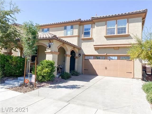 7561 Fontera Court, Las Vegas, NV 89139 (MLS #2332932) :: Jack Greenberg Group