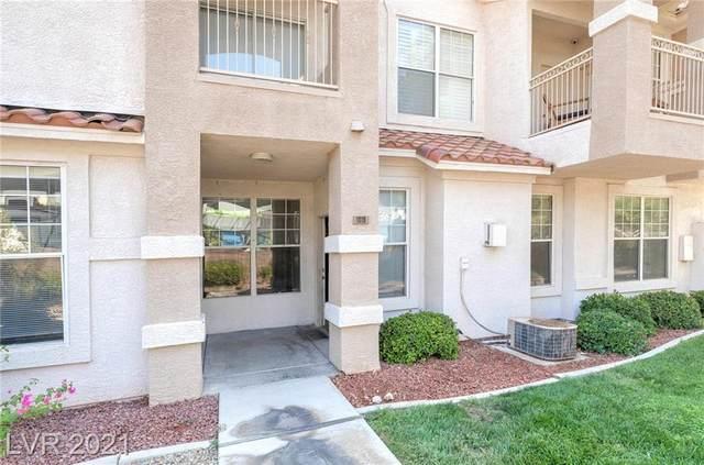 8555 W Russell Road #1016, Las Vegas, NV 89113 (MLS #2332933) :: Galindo Group Real Estate