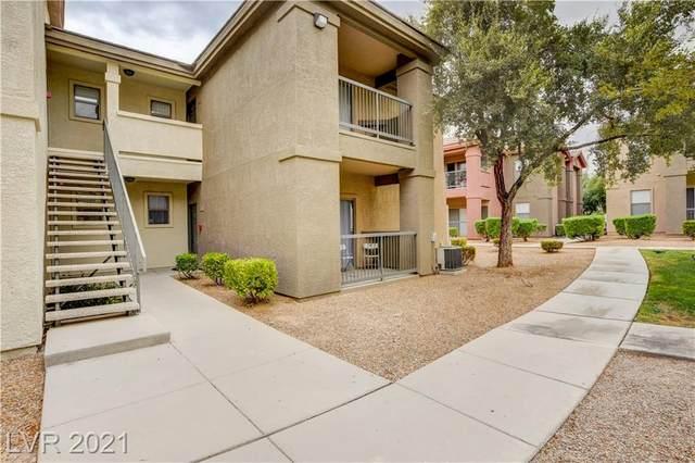 8000 W Badura Avenue #1060, Las Vegas, NV 89113 (MLS #2332942) :: The TR Team