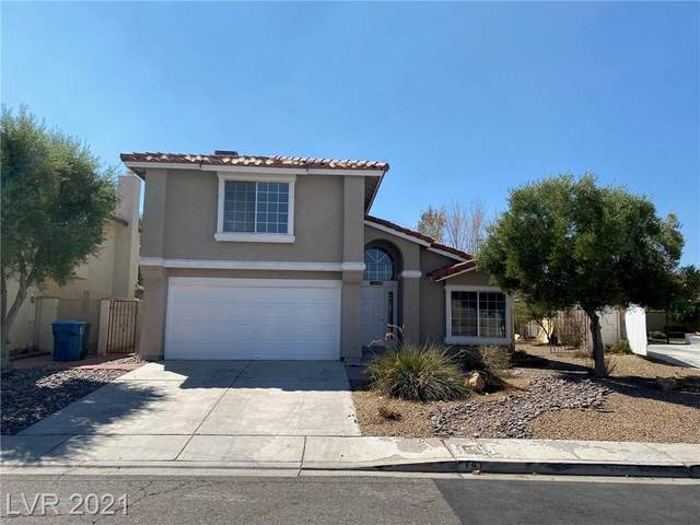 741 Round Table Drive, Las Vegas, NV 89110 (MLS #2332947) :: Lindstrom Radcliffe Group