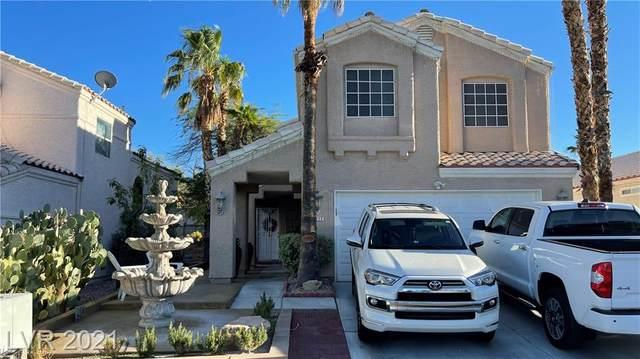 8217 Sickle Lane, Las Vegas, NV 89128 (MLS #2332951) :: Signature Real Estate Group