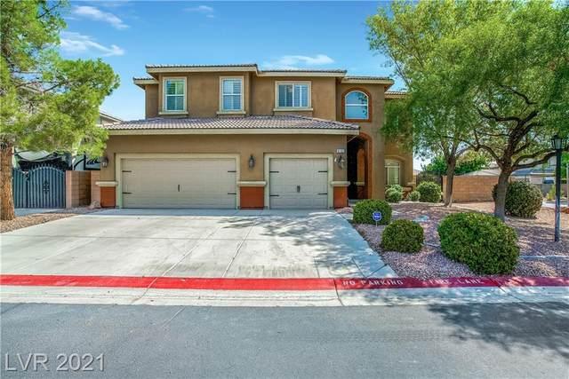8102 Villa De La Playa Street, Las Vegas, NV 89131 (MLS #2332952) :: Lindstrom Radcliffe Group