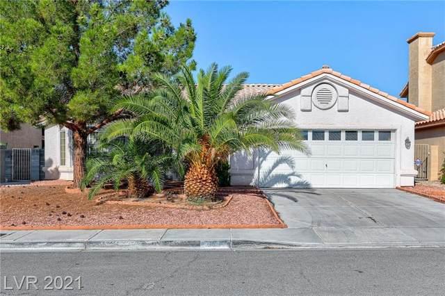 3969 Aspiration Court, Las Vegas, NV 89147 (MLS #2332955) :: Hebert Group | eXp Realty