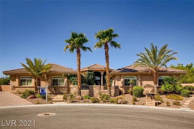 8835 Hickam Avenue, Las Vegas, NV 89129 (MLS #2332957) :: Custom Fit Real Estate Group