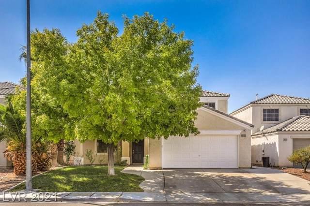 5133 Tonga Street, North Las Vegas, NV 89031 (MLS #2332967) :: The Chris Binney Group   eXp Realty