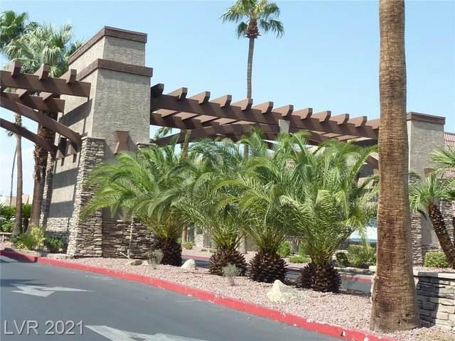 5062 River Glen Drive #150, Las Vegas, NV 89103 (MLS #2332969) :: Jack Greenberg Group