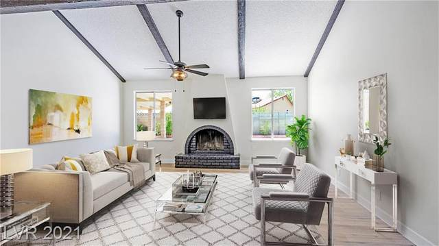 4341 Toledo Avenue, Las Vegas, NV 89121 (MLS #2332970) :: Signature Real Estate Group