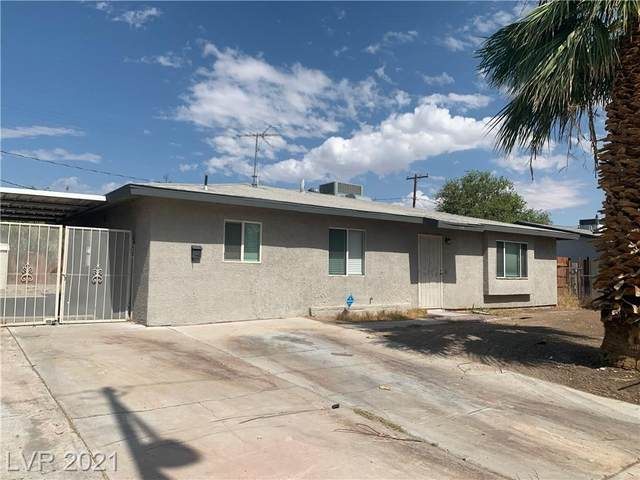 516 Byrnes Avenue, Las Vegas, NV 89106 (MLS #2332972) :: Lindstrom Radcliffe Group