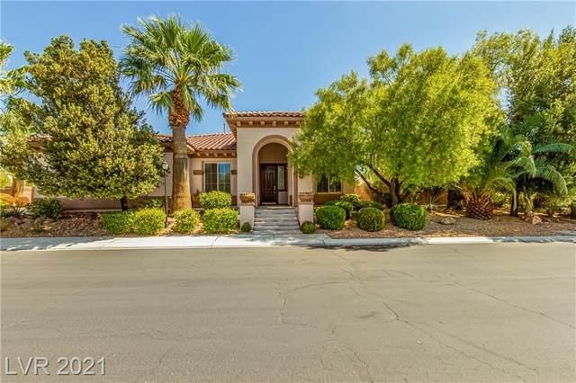 4620 Estate Ranch Street, North Las Vegas, NV 89031 (MLS #2332984) :: Vestuto Realty Group