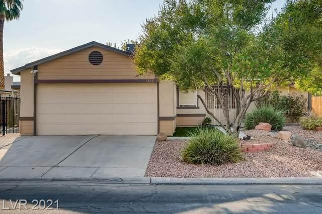 1291 Challenge Lane, Las Vegas, NV 89110 (MLS #2332988) :: Lindstrom Radcliffe Group