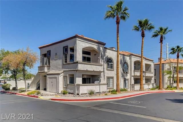 3125 N Buffalo Drive #2120, Las Vegas, NV 89128 (MLS #2332994) :: Coldwell Banker Premier Realty