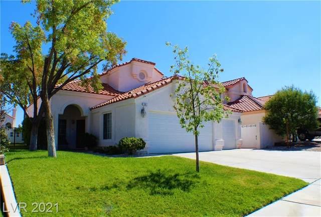8 Richland Acres Court, Henderson, NV 89074 (MLS #2333005) :: Jeffrey Sabel