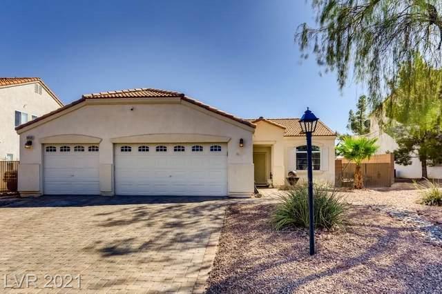 8056 Villa Fiesta Street, Las Vegas, NV 89131 (MLS #2333007) :: Lindstrom Radcliffe Group