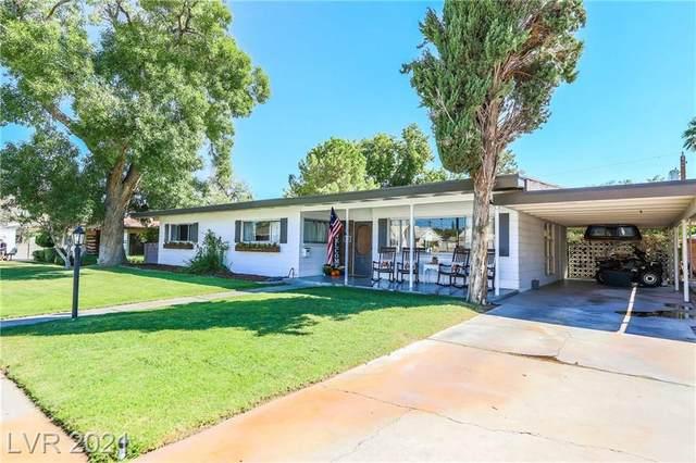 717 6th Street, Boulder City, NV 89005 (MLS #2333008) :: Signature Real Estate Group