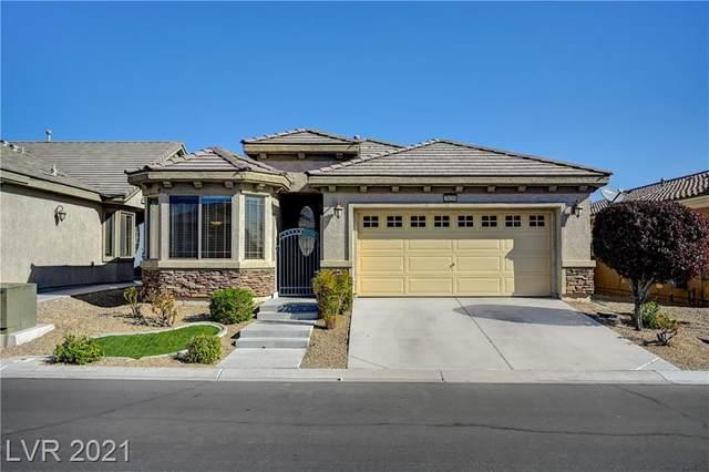 3620 Rocklin Peak Avenue, North Las Vegas, NV 89081 (MLS #2333011) :: Team Michele Dugan