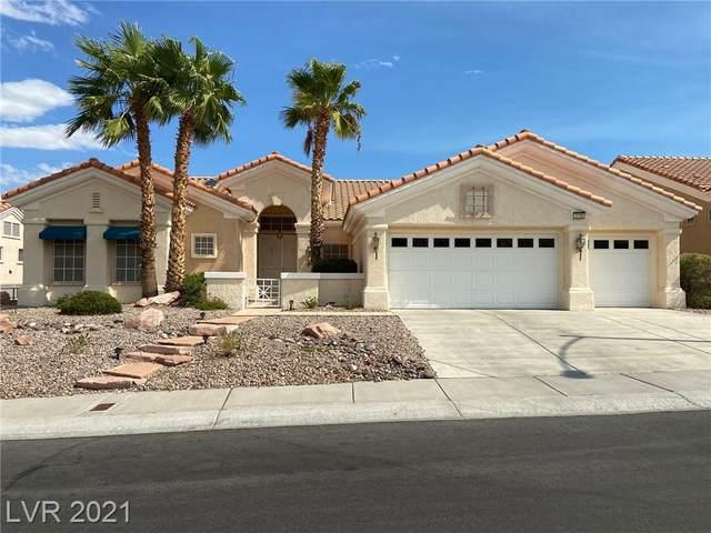 2608 High Range Drive, Las Vegas, NV 89134 (MLS #2333013) :: Kypreos Team