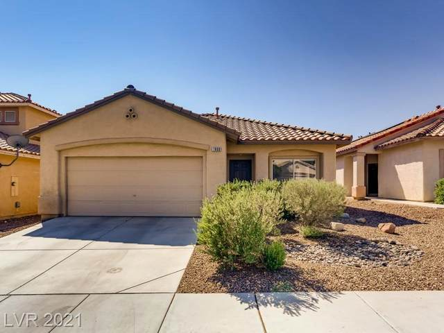 7833 Pinnochio Avenue, Las Vegas, NV 89131 (MLS #2333018) :: Signature Real Estate Group