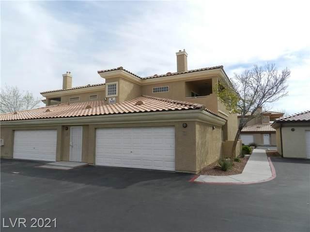 3608 Monarcas Street #202, Las Vegas, NV 89108 (MLS #2333025) :: Hebert Group   eXp Realty