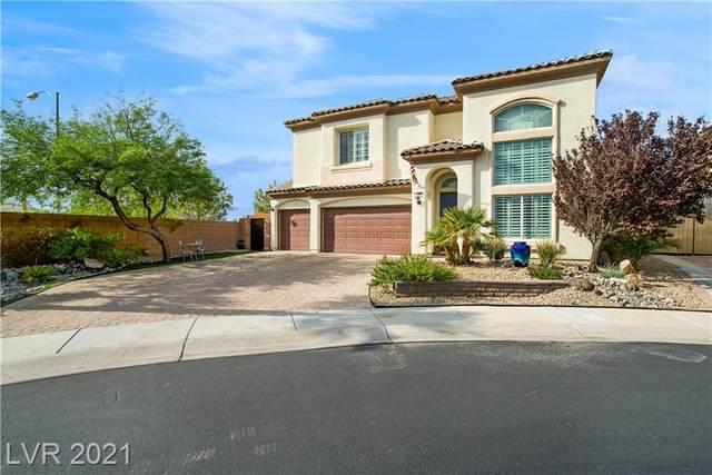 3796 Via Di Girolamo Avenue, Henderson, NV 89052 (MLS #2333034) :: Signature Real Estate Group