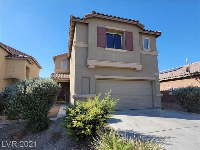 721 Brown Breeches Avenue, North Las Vegas, NV 89081 (MLS #2333044) :: Hebert Group   eXp Realty