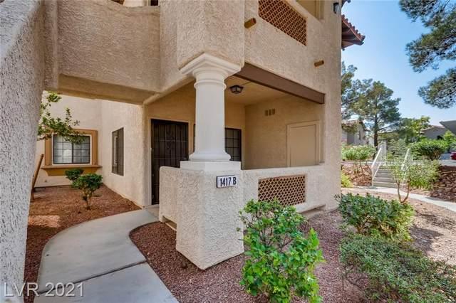 1417 Santa Margarita Street B, Las Vegas, NV 89146 (MLS #2333058) :: Hebert Group | eXp Realty