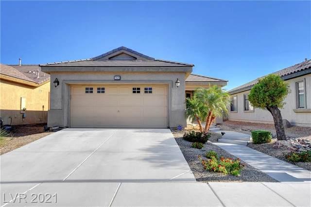 3645 Citrus Heights Avenue, North Las Vegas, NV 89081 (MLS #2333061) :: The Melvin Team