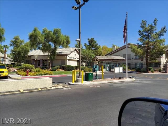 5710 E Tropicana Avenue #2001, Las Vegas, NV 89122 (MLS #2333073) :: Galindo Group Real Estate