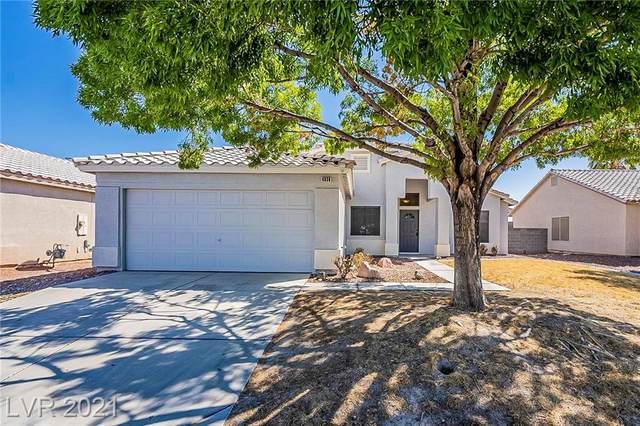 4936 Richborough Court, North Las Vegas, NV 89031 (MLS #2333081) :: Keller Williams Realty