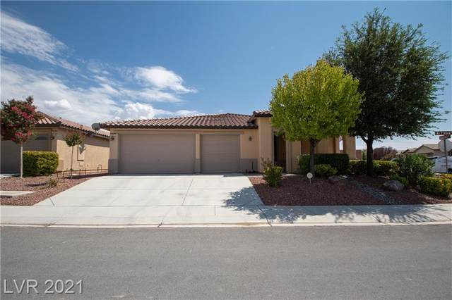 5851 Al Fresco Avenue, Pahrump, NV 89061 (MLS #2333096) :: Custom Fit Real Estate Group