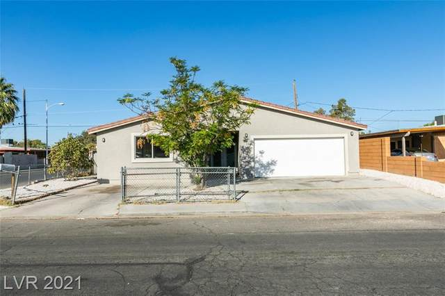 2701 Magnet Street, North Las Vegas, NV 89030 (MLS #2333098) :: Kypreos Team