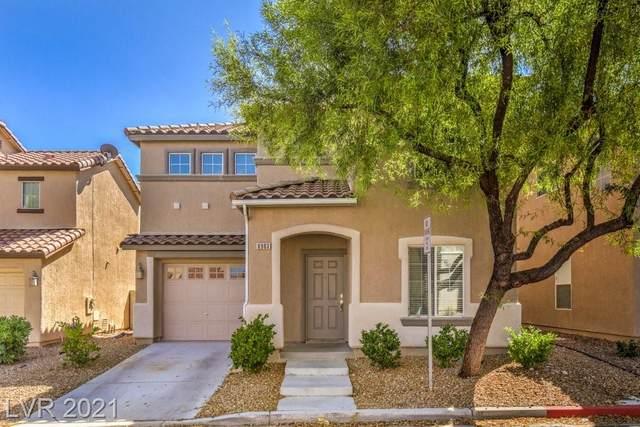 8983 Flying Frog Avenue, Las Vegas, NV 89148 (MLS #2333099) :: Hebert Group   eXp Realty