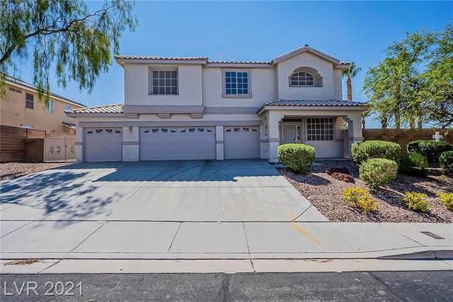 6163 Rock Light Avenue, Las Vegas, NV 89110 (MLS #2333100) :: Lindstrom Radcliffe Group