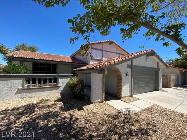 3856 S Torrey Pines Drive, Las Vegas, NV 89103 (MLS #2333112) :: Lindstrom Radcliffe Group