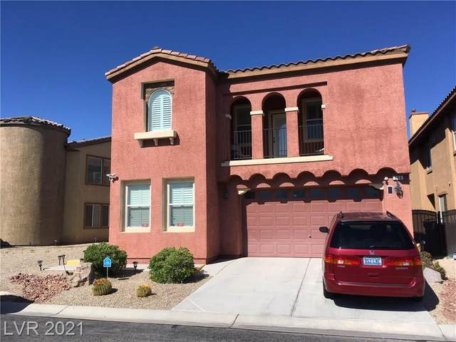 656 Harvester Course Drive, Las Vegas, NV 89148 (MLS #2333120) :: Signature Real Estate Group