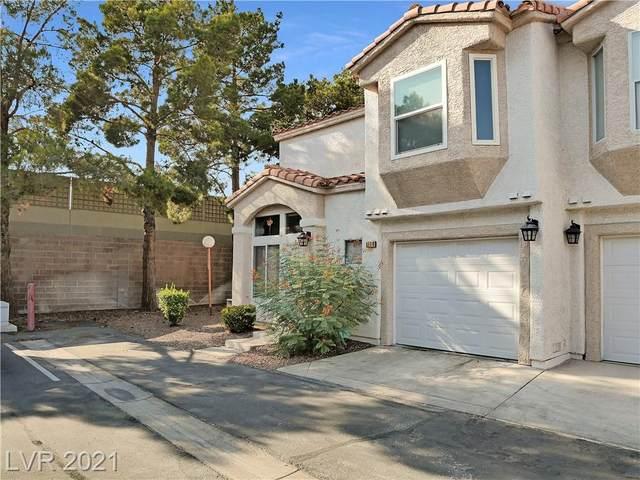 6964 Coral Rock Drive, Las Vegas, NV 89108 (MLS #2333123) :: Hebert Group | eXp Realty