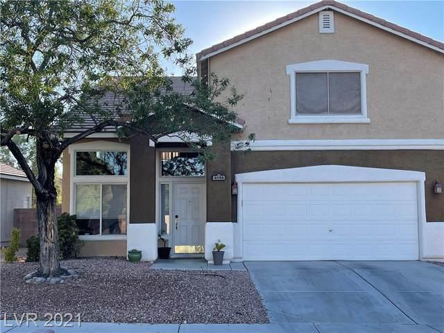 6154 Highland Gardens Drive, North Las Vegas, NV 89031 (MLS #2333133) :: Jack Greenberg Group