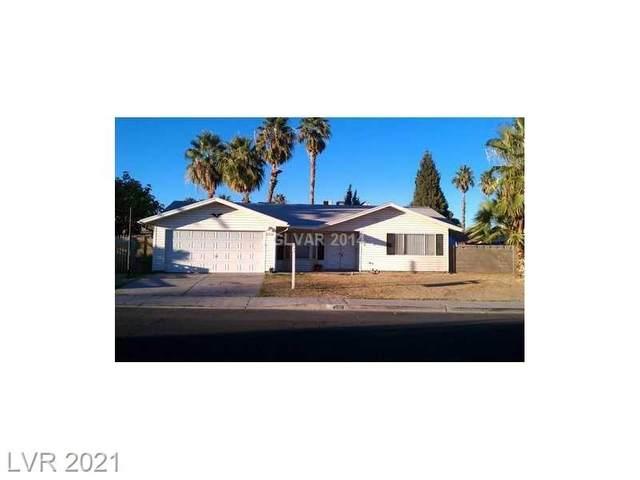 4516 Powell Avenue, Las Vegas, NV 89121 (MLS #2333134) :: The Chris Binney Group | eXp Realty