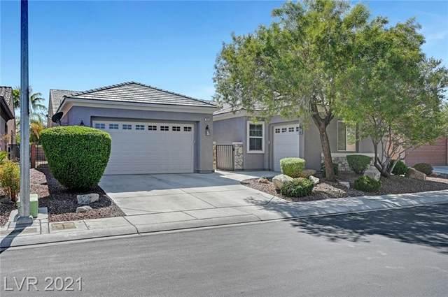 4153 Cackling Goose Drive, North Las Vegas, NV 89084 (MLS #2333142) :: Signature Real Estate Group