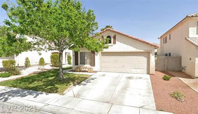 5826 Springmist Street, North Las Vegas, NV 89031 (MLS #2333145) :: The Chris Binney Group | eXp Realty