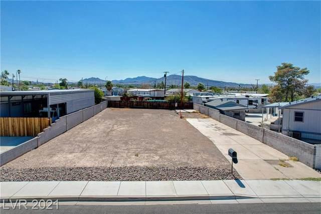 277 Navajo Drive, Henderson, NV 89015 (MLS #2333147) :: Hebert Group | eXp Realty