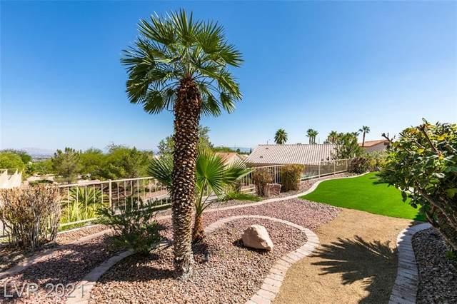 1924 Hot Oak Ridge Street, Las Vegas, NV 89134 (MLS #2333148) :: Galindo Group Real Estate