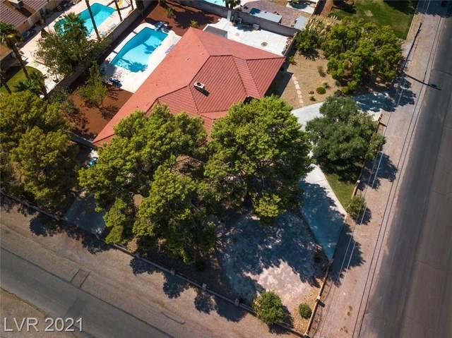 6615 Laredo Street, Las Vegas, NV 89146 (MLS #2333163) :: Keller Williams Realty