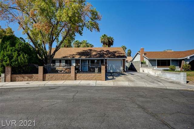 5620 Blossom View Avenue, Las Vegas, NV 89142 (MLS #2333183) :: Lindstrom Radcliffe Group