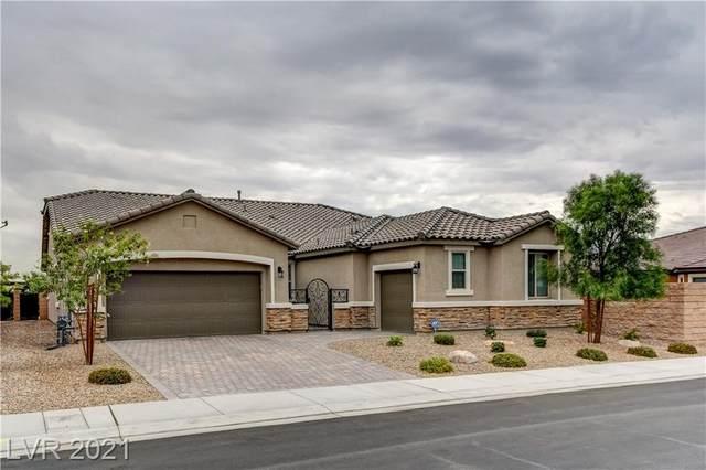 5448 Kamilla Raen Street, North Las Vegas, NV 89031 (MLS #2333188) :: Hebert Group | eXp Realty