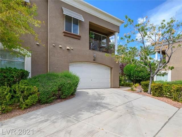 1405 San Juan Hills Drive #102, Las Vegas, NV 89134 (MLS #2333194) :: Keller Williams Realty